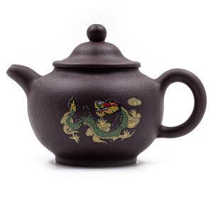 Чайник из глины 300мл. №5